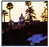 Vscdye Eagles Hotel California Album Cover Poster und