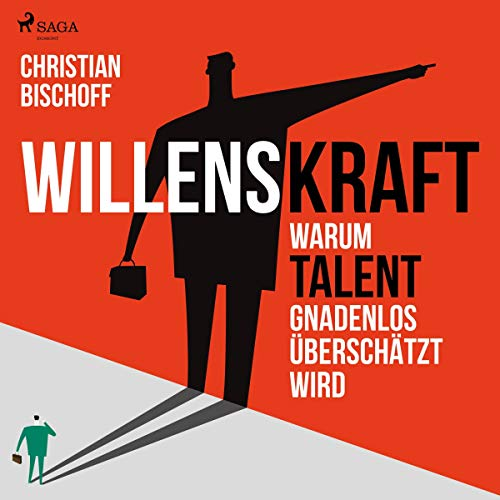 Willenskraft audiobook cover art