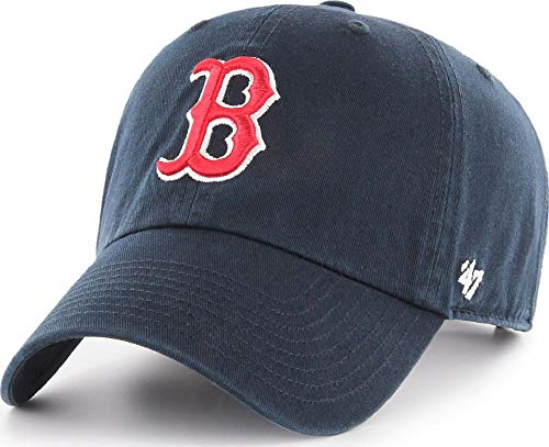 Gorra 47Boston Red Sox Clean Up