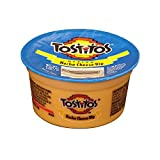 Tostitos Medium Nacho Cheese Flavor Queso Dips to Go, 3.625oz (30 Pack)