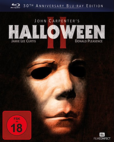 Halloween II - 30th Anniversary Blu-ray Edition [Blu-ray]