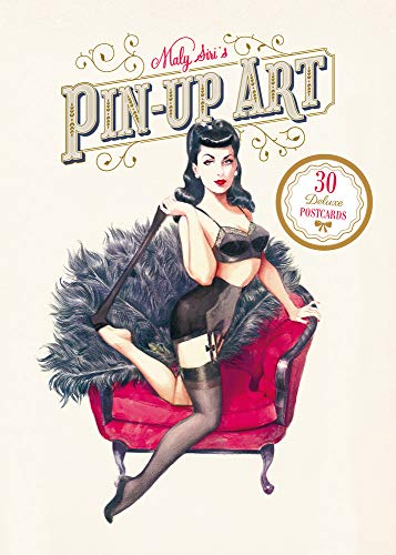 Pin-Up: 30 Deluxe Post Card Set