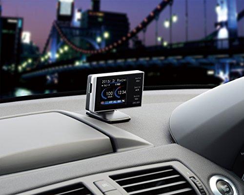 『コムテック レーダー探知機2.2インチ液晶搭載 コンパクトボディ 超高感度GPS ZERO 200V』の5枚目の画像