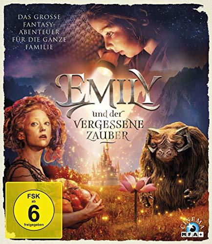 Emily und der vergessene Zauber [Blu-ray]