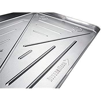 FloTool 90cm x 63cm Large Heavy Duty Metal Oil Pan//Drip Tray Oil Change DP-10
