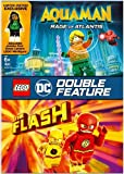 LEGO DC Super Heroes: Aquaman / The Flash (DBFE/DVD w/Figurine)
