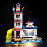 JOND Kreative DIY Lighting Kit Für Lego 41380, USB Technische LED-Licht-Set Für Freunde Leuchtturm...