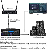 Zoom IMG-1 tonor microfono senza fili doppio