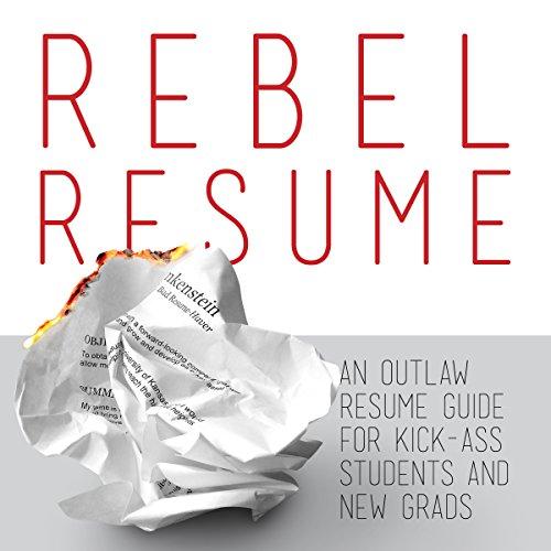 Rebel Resume audiobook cover art