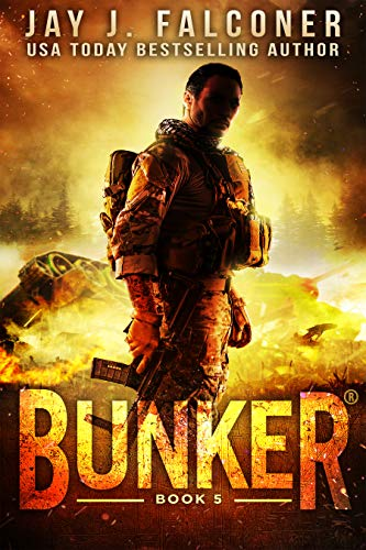 Bunker (Mission Critical Series Book 5) by [Jay J. Falconer]