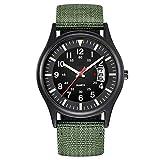 Macabolo, orologio da uomo, tattico sportivo, analogico orologio da lavoro impermeabile, per esterno, casual al quarzo, orologio da polso per uomo