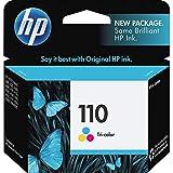HP 110 | Ink Cartridge | Tri-color | CB304AN