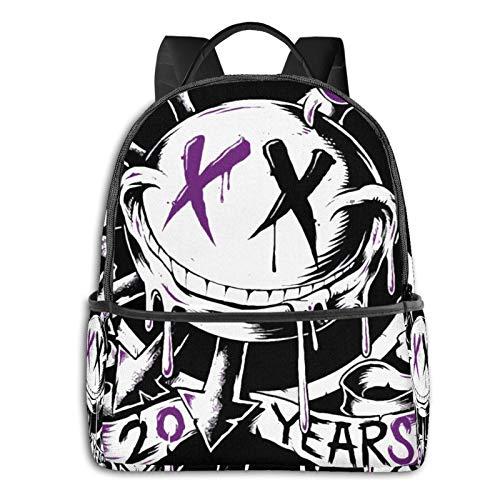 Blink-182 Laptop Backpack Fashion Theme School Backpack