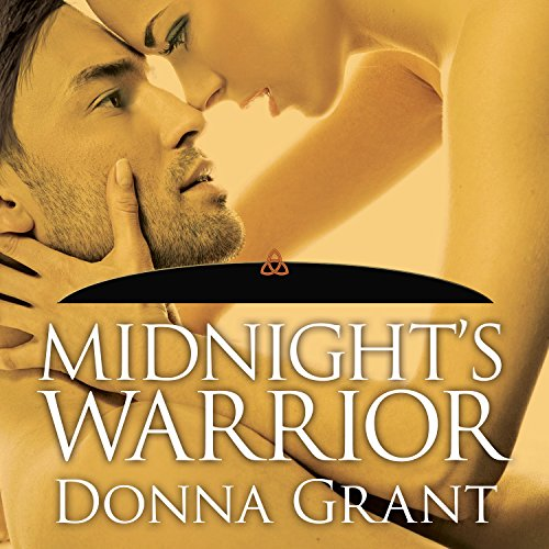 Midnight's Warrior Audiobook By Donna Grant cover art