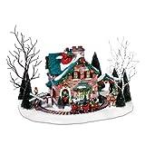 Department 56 Santa's Wonderland House