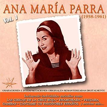 Ana Maria Parra, Vol. 1 (1958 - 1961 Remastered)
