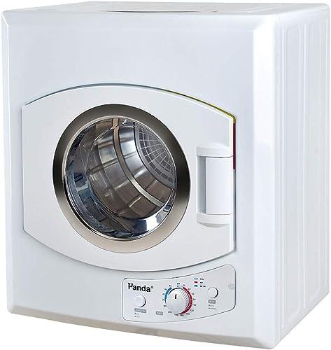 2021 Panda sale PAN60SF 3.5 cu.ft Compact wholesale Portable Laundry Dryer, 13lbs Capacity, White outlet sale