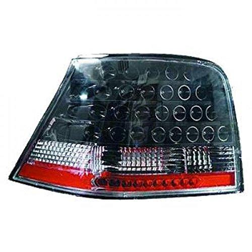 in. pro. 2213999 haute définition LED Feux arrière, Noir/Transparent