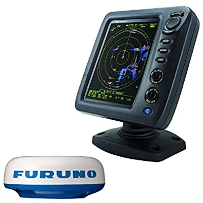 """Furuno 1815 8.4"""" Color Lcd 19"""" 4kw Radar W/ 10m Cable from Furuno"""