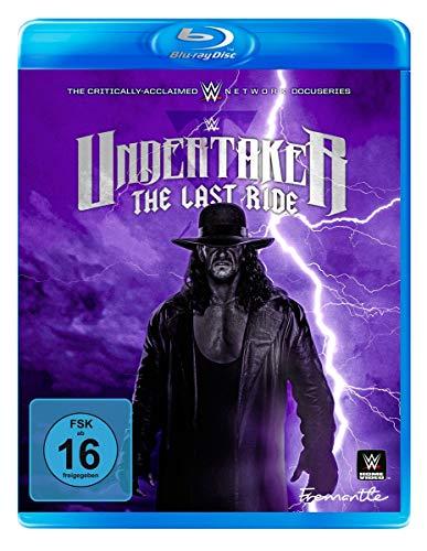 WWE - Undertaker - The Last Ride [Blu-ray]
