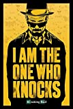 Breaking Bad I Am The One Who Knocks Poster Standard