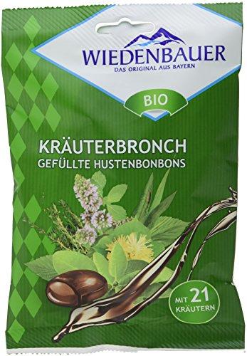 Wiedenbauer Bonbons Kräuterbronch, 20er Pack (20 x 75 g)