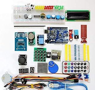 لوحة بمجموعة ابتدائية للتعلم برقاقات راديو لاسلكية للوحة اردوينو اونو R3