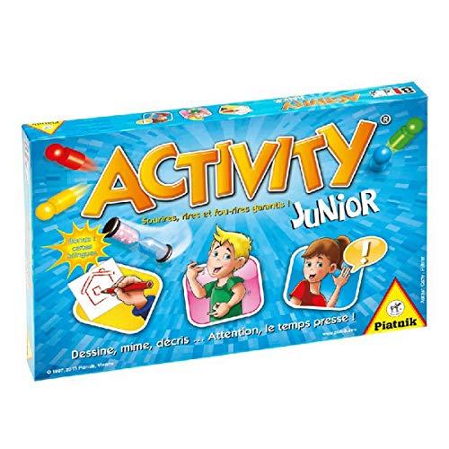 Piatnik 7924Gesellschaftsspiel–Activity Junior, französische Version