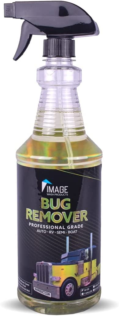 Image Oakland Mall Wash Products Ultra-Cheap Deals Bug Remover 32oz Alumin Polished Sprayer -