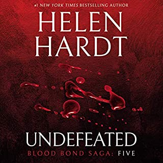 Undefeated     Blood Bond Saga Volume 5              By:                                                                                                                                 Helen Hardt                               Narrated by:                                                                                                                                 John Lane,                                                                                        Lauren Rowe                      Length: 7 hrs and 38 mins     1 rating     Overall 5.0