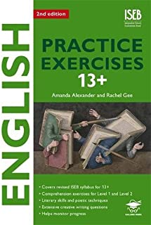 English Practice Exercises 13+ Practice Exercises for Common Entrance Preparation