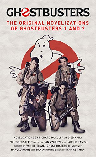 Mueller, R: Ghostbusters - The Original Movie Novelizations