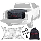 Whistler Truck Cargo Bag with Net- 100% Waterproof 51' x 40' x 22' (26 Cu Ft) + Storage Bag