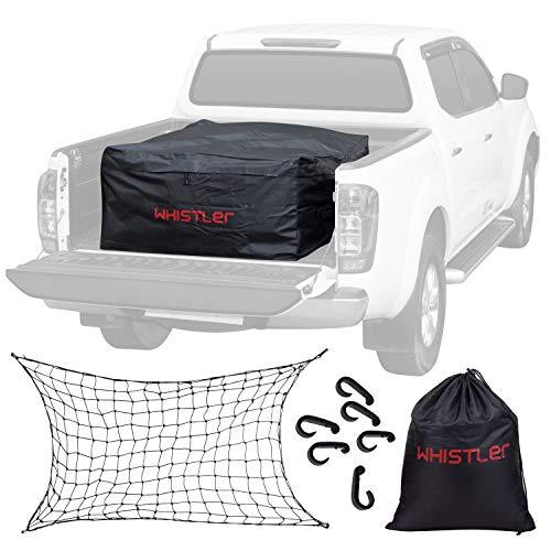 Truck Cargo Bag with Net- 100% Waterproof 51' x 40' x 22' (26 Cu Ft) + Storage Bag