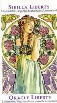 Art Nouveau Orakel: 36 Orakel-Karten
