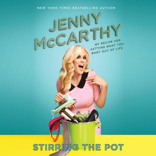 Stirring the Pot audiobook cover art