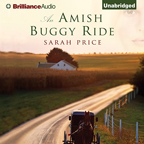 An Amish Buggy Ride audiobook cover art