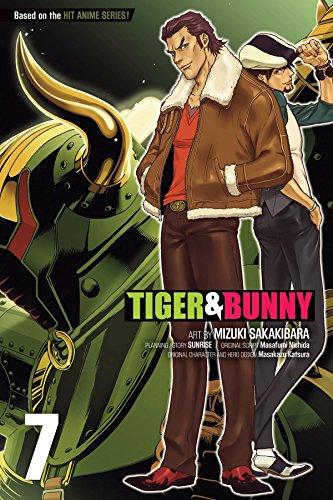 TIGER & BUNNY GN VOL 07