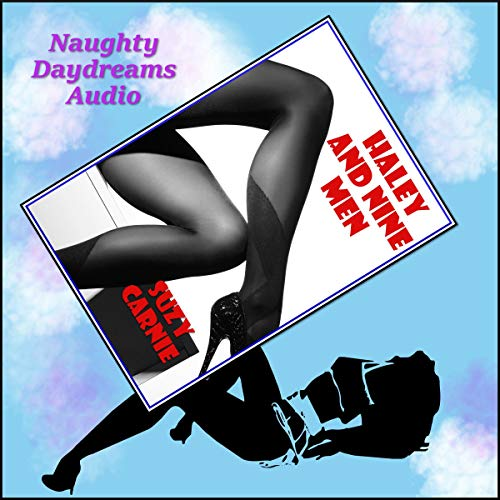 Haley and Nine Men audiobook cover art