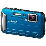 Panasonic LUMIX DMC-FT30EB-A Tough Waterproof Compact Digital Camera - Blue
