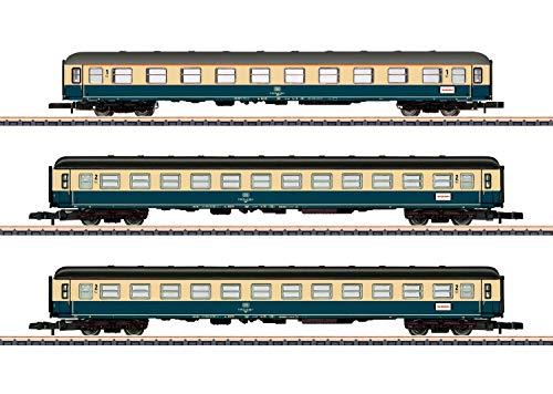 Märklin 87211 Z 3er-Set Abteilwagen der DB