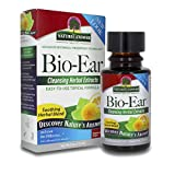 Nature's Answer Bio-Ear Topical Formula, 0.50-Ounce | Tinnitus Support | Ear Ringing Relief | Muffled Ear Support