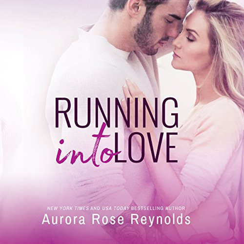 Running Into Love audiobook cover art