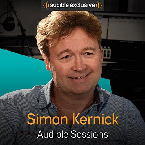 Simon Kernick audiobook cover art