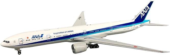 Escala 1/400 Ana Boeing 777-300ER Avión Airbus Modelo De La Aleación, Regalo para Adultos Y Objetos De Colección, 7.3Inch X 6Inch