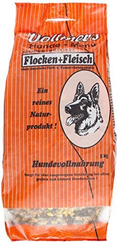 Vollmer\'s Hundefutter Flocken und Fleisch 5 kg