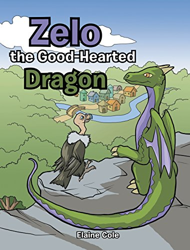 Zelo the Good-Hearted Dragon (English Edition)