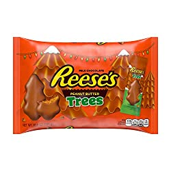 Reese's Trees - Peanut Butter Milk Chocolate, 10.8 Ounce, 3400047805