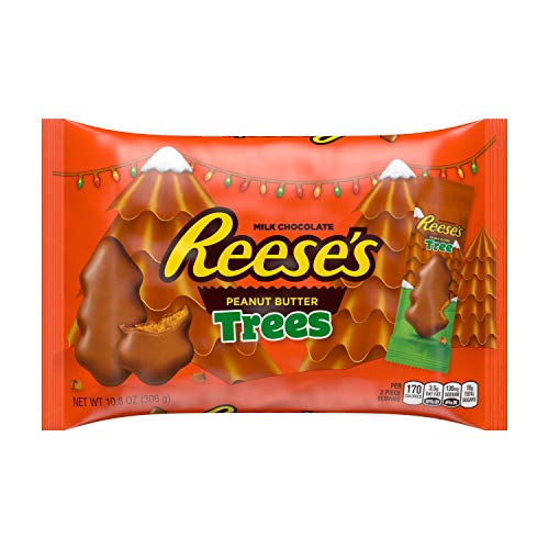 REESE'S Holiday Peanut Butter Trees 10.8 oz.