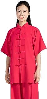 fwadu Tai Chi odzież dla kobiet mężczyzn przytulne oddychające mundur tai chi Kungfu ubrania luźne sztuki walki odzież jog...